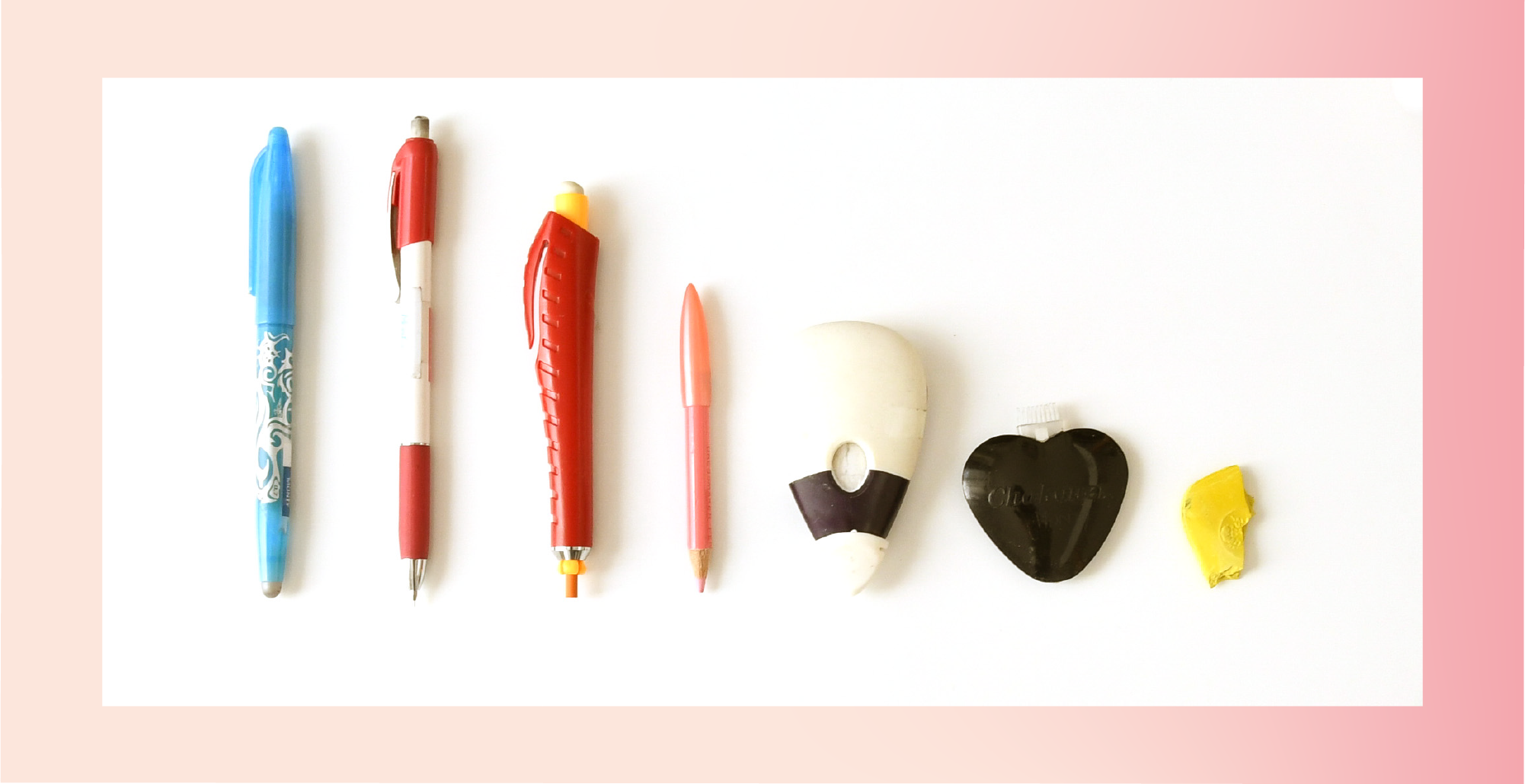 OSE PATTERNS - meilleurs outils de marquage - stylo magique, craie, chakoner, crayon pour tissus