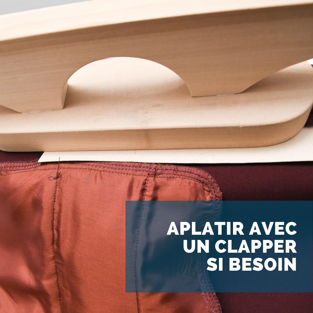 OSE PATTERNS - comment utiliser un clapper