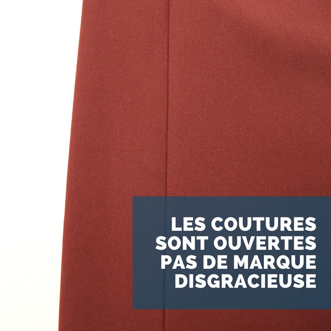 OSE PATTERNS - Des coutures ouvertes nettes
