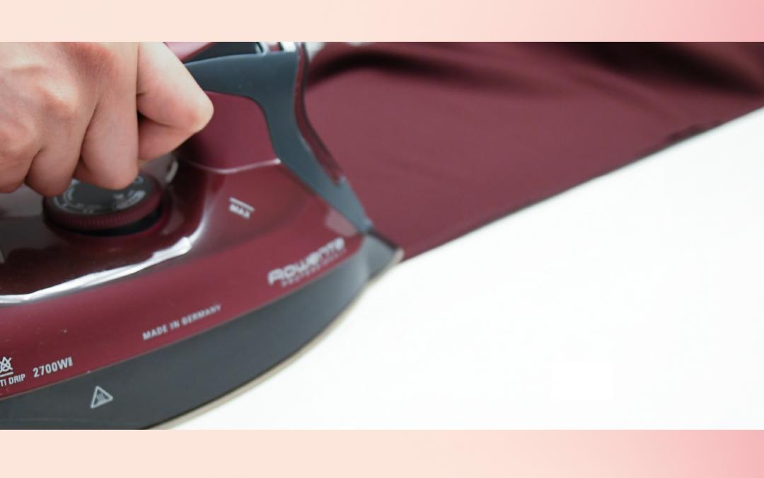 Astuce | Comment bien ouvrir les coutures au fer