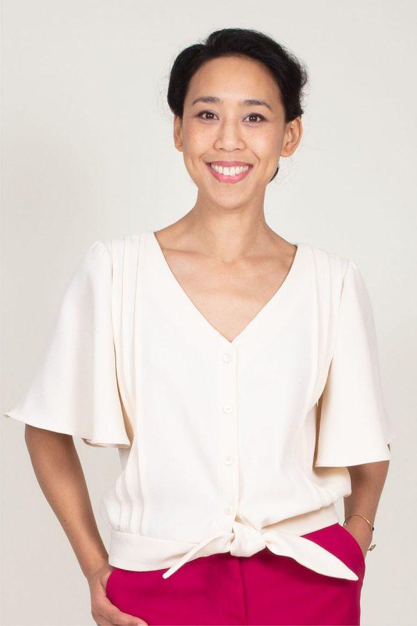 Haut Amanda - Patron de couture féminin