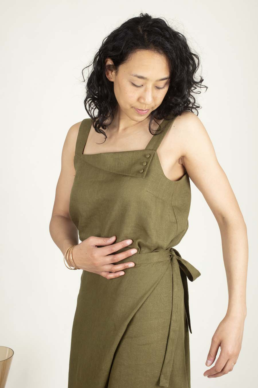 Brené top - a sewing pattern for beginners