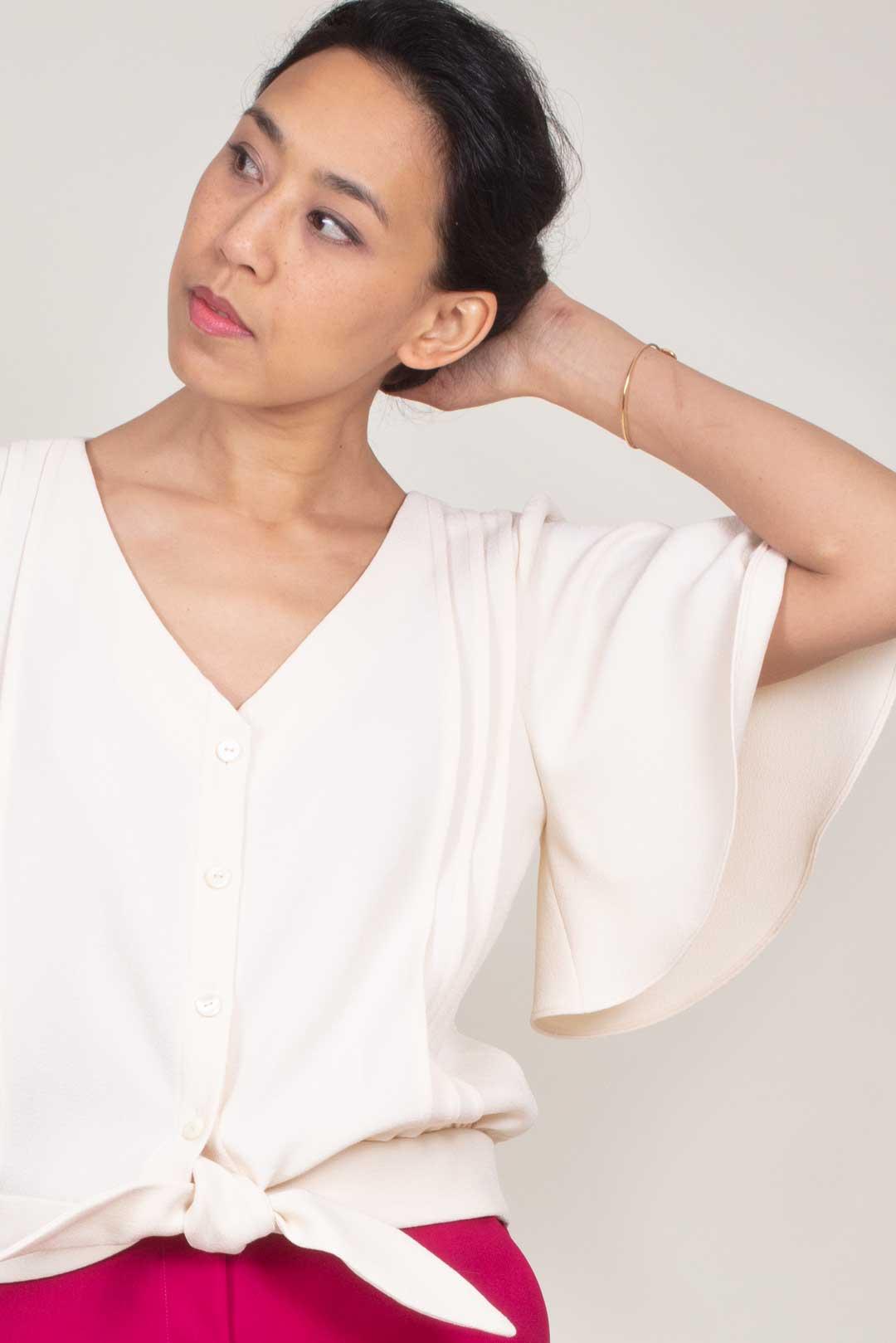 Patron de couture blouse - Automne